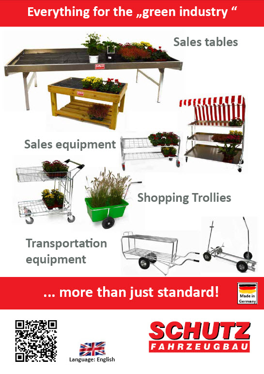 Everything fot the green industry - Schutz products for horticultire - prospectdownload